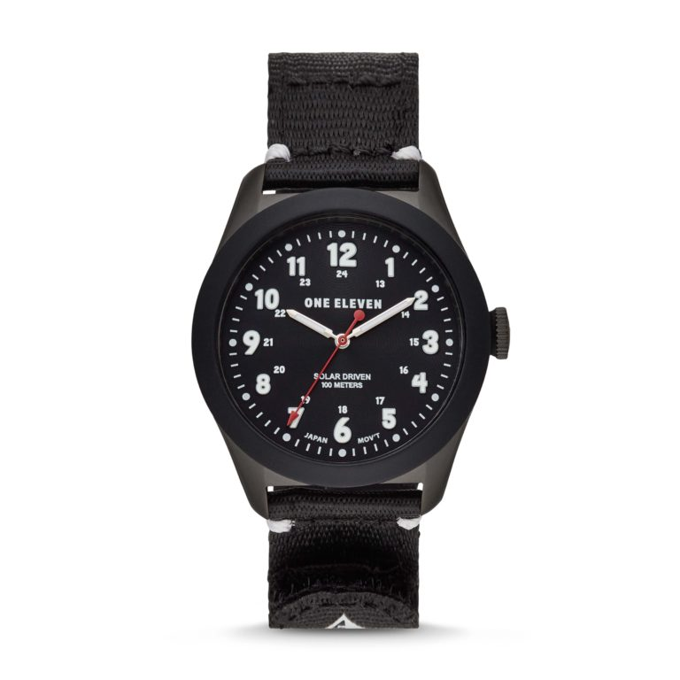 one eleven field watch